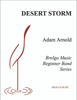 Desert Storm (Band Gr. 0.5)