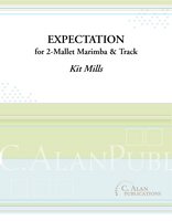 Expectation (Marimba with Track)