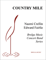 Country Mile (Band Gr. 3.5)