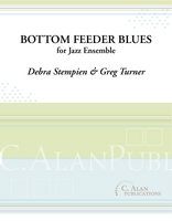 Bottom Feeder Blues (Jazz Ens Gr. 2)