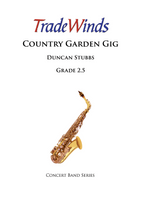 Country Garden Gig (Band Gr. 2.5)
