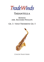 Tarantella (Rossini) (Band Gr. 3)