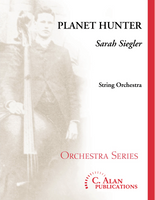 Planet Hunter (String Orch Gr. 2)