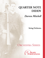 Quarter Note Diddy (String Orch Gr. 3.5)