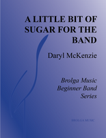 Little Bit of Sugar for the Band, A (Jazz Ens Gr. 1)