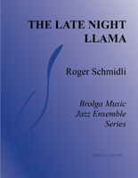 Late Night Llama, The (Jazz Ens Gr. 2.5)