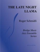 Late Night Llama, The (Jazz Ens Gr. 2.5)