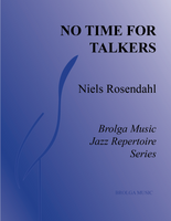 No Time For Talkers (Jazz Ens Gr. 5)