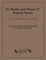 Ye Banks and Braes O' Bonnie Doon (Perc Ens 9-10)