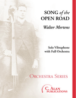Song of the Open Road (Solo Vibraphone with Orchestra)