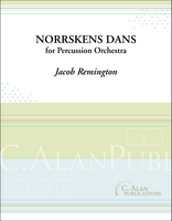 Norrskens Dans (Percussion Ensemble 18)