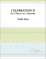 Celebration II (5 Players on 1 Marimba)