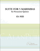 Suite for 5 Marimbas