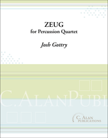 Zeug (Percussion Quartet)