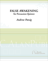 False Awakening (Percussion Quintet)