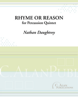 Rhyme or Reason (percussion quintet)