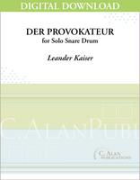 Der Provokateur - Leander Kaiser [DIGITAL]