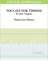 Toccata for Timpani - Emma Lou Diemer [DIGITAL]