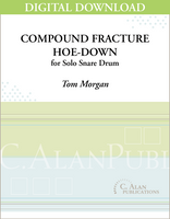Compound Fracture/Hoe Down - Tom Morgan [DIGITAL]
