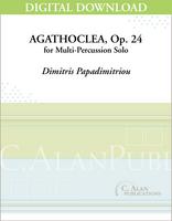Agathoclea, op. 24 [DIGITAL]