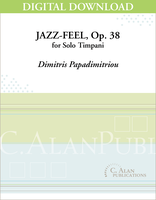 Jazz-Feel, op. 38 [DIGITAL]