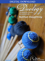 Duology: 10 Duets for Young Percussionists [DIGITAL]