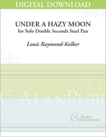 Under a Hazy Moon (Solo Steel Pan) [DIGITAL]