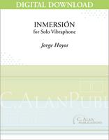 Inmersión (Solo Vibraphone) [DIGITAL]