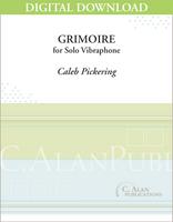 Grimoire (Solo Vibraphone) [DIGITAL]