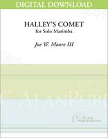 Halley's Comet (Solo Marimba) [DIGITAL]