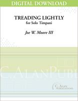 Treading Lightly (Solo Timpani) [DIGITAL]