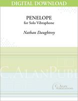 Penelope (Solo Vibraphone) [DIGITAL]