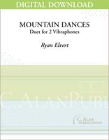 Mountain Dances (Vibraphone Duet) - [DIGITAL]
