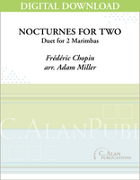 Nocturnes for Two (Chopin) - [DIGITAL]