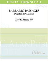 Barbaric Passages - [DIGITAL]