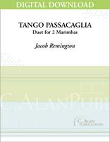 Tango Passacaglia - [DIGITAL]