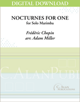 Nocturnes for One (Chopin) [DIGITAL]