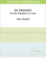 In-Transit (Solo Vibraphone with Track) [DIGITAL]