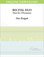 Recital Duo - [DIGITAL]