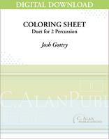 Coloring Sheet - [DIGITAL]