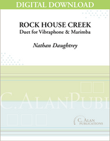 Rock House Creek - [DIGITAL]