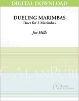 Dueling Marimbas - [DIGITAL]