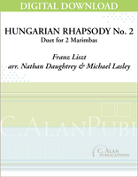 Hungarian Rhapsody No. 2 (Liszt) - [DIGITAL]