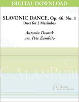 Slavonic Dance, Op. 46, No. 1 (Dvorak) - [DIGITAL]