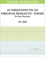18 Variations on an Original Romantic Theme [DIGITAL]