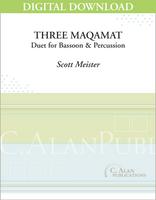 Three Maqamat [DIGITAL]