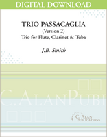 Trio Passacaglia (Version 2) [DIGITAL]