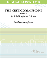 Celtic Xylophone, Book 1 (Xylophone & Piano) [DIGITAL]