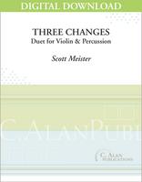Three Changes [DIGITAL]