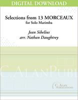 13 Morceaux (Sibelius) [DIGITAL]